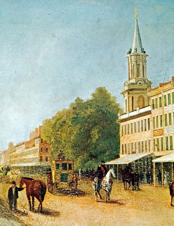 toronto thornton blackburn cab city