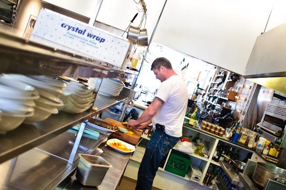 ossington restaurant toronto