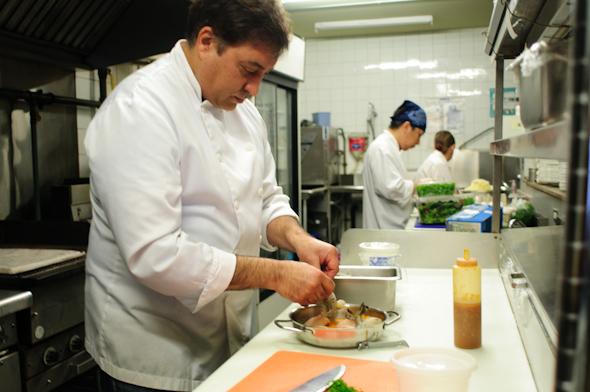 caju toronto chef