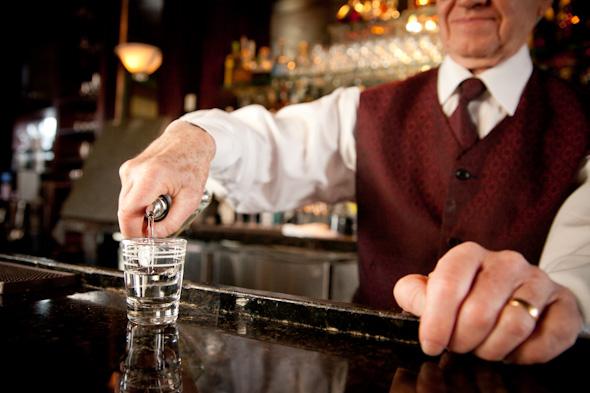 joe gomes park hyatt bartender