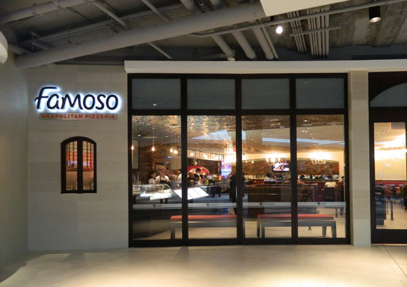 Famoso Pizza Yorkdale