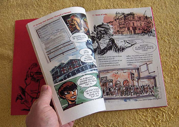 comic shop toronto