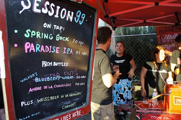 Session 99 Craft Beer Fest