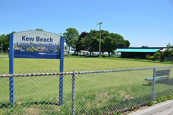 Kew-Balmy Beach Toronto