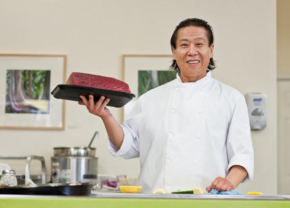 John Lee Sushi Marche