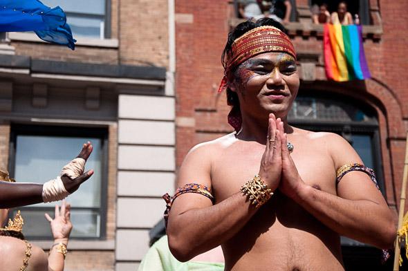 toronto pride 2012