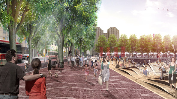 Queen's Quay Revitalization