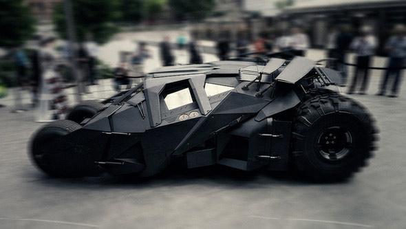 batmobile Toronto