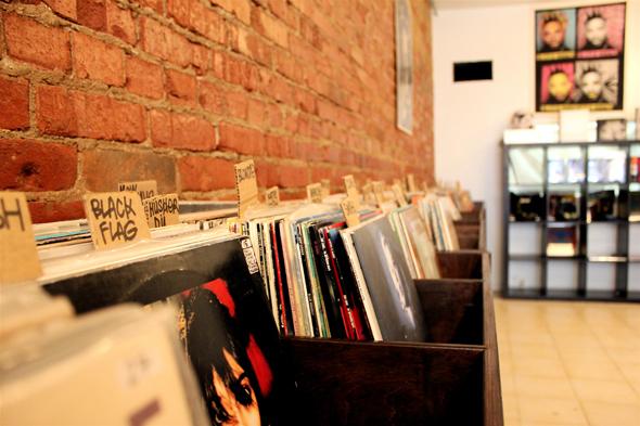 Grasshopper Records Toronto