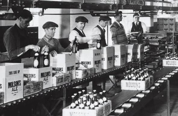 history beer toronto