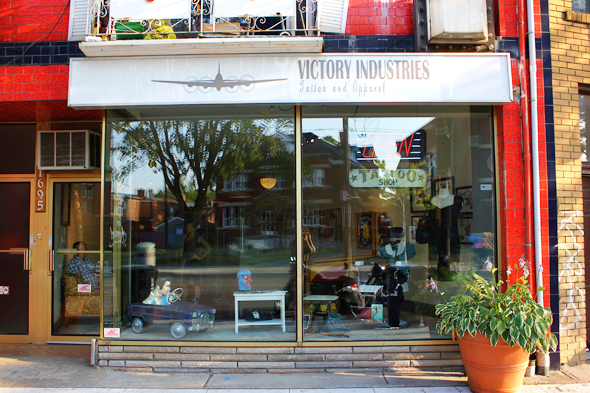 victory industries toronto