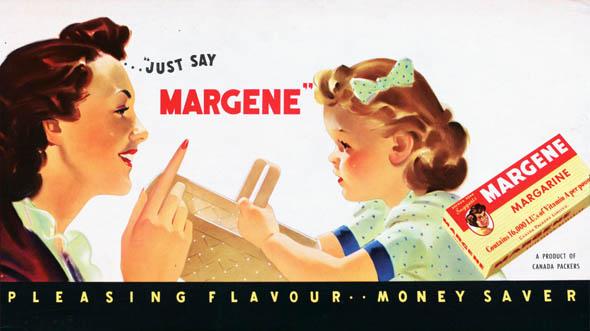 vintage ttc advertisements margene
