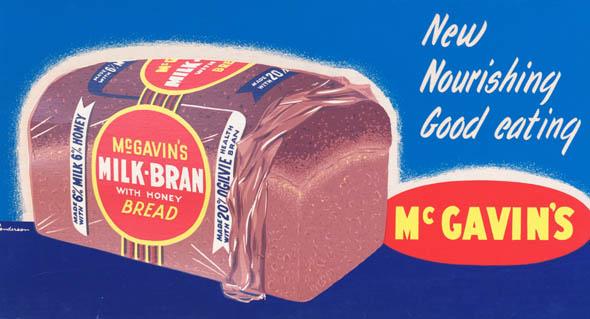 vintage ttc advertisements mcgavins