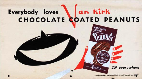 vintage ttc advertisements van kirk