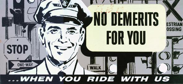 vintage ttc adverts no demerits