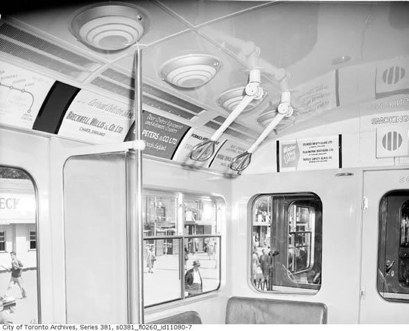 vintage ttc ads interior gloucester