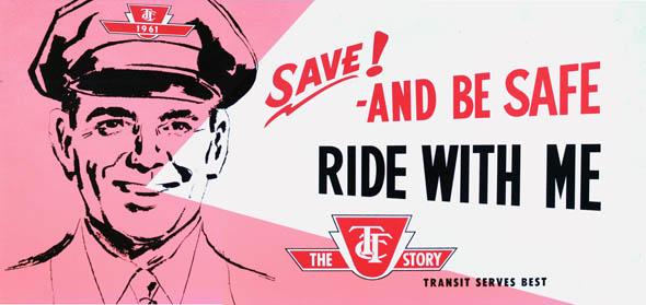 vintage ttc adverts safe