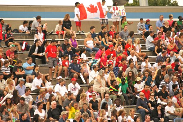 Team Canada Wolverines Rugby