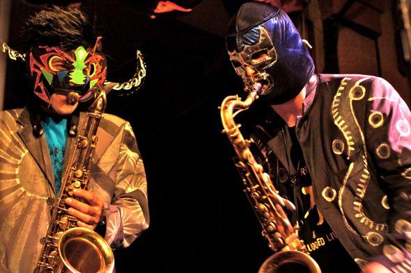 Shuffle Demons Lula Lounge