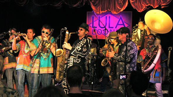 Shuffle Demons at Lula Lounge
