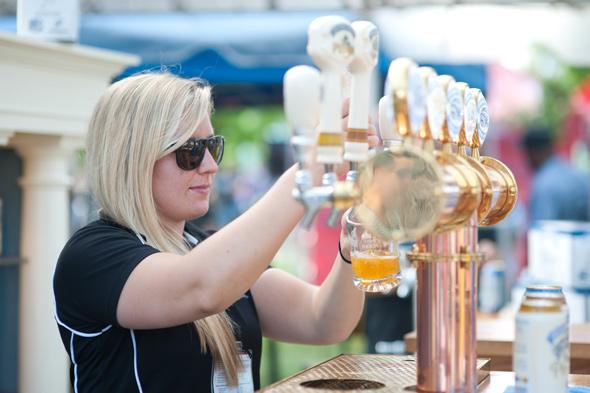 toronto beer festival 2012