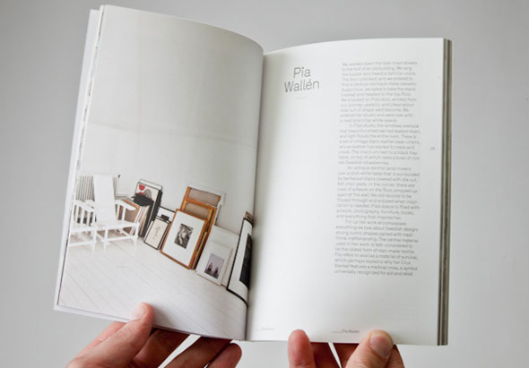 mjolk book design