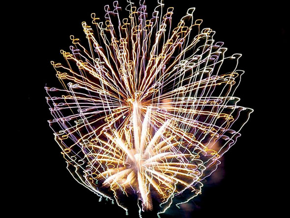 canada day fireworks 2012
