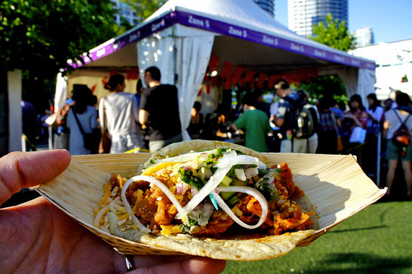 Hot and Spicy Food Festival