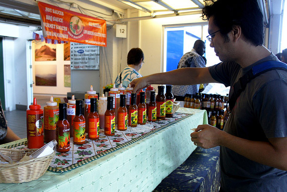 Hot and Spicy Food Fest