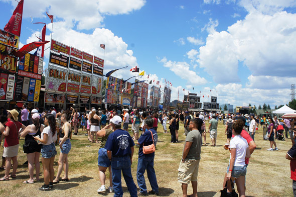 RibFest Toronto 2012