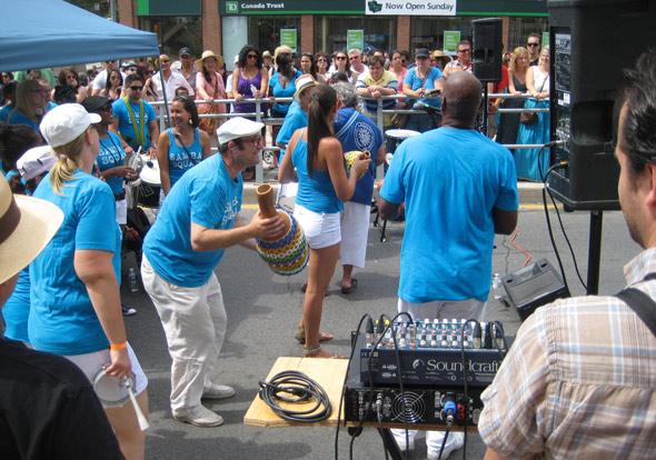 Salsa St. Clair 2012