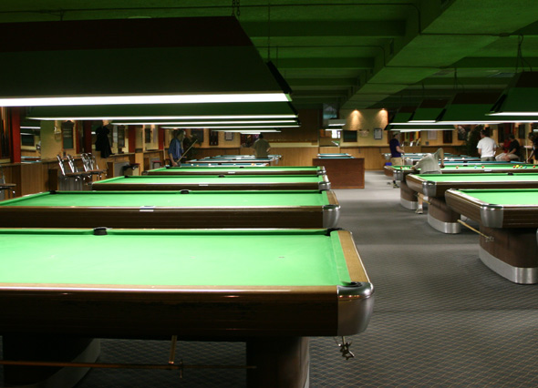 The Annex Billiards Club Is A Snooker Player S Paradise