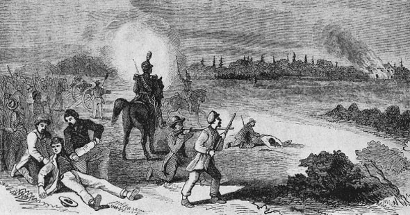 battle of montgomery's tavern