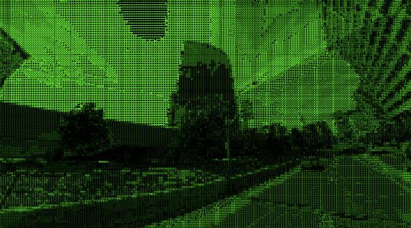 toronto city hall ASCII characters