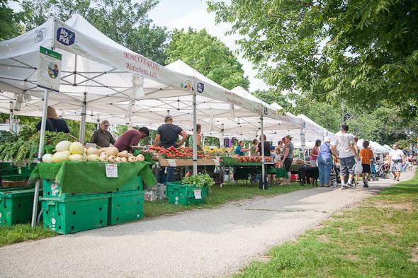 east lynn farmers market toronto