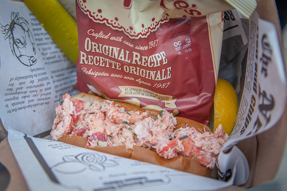 Busters Lobster Roll