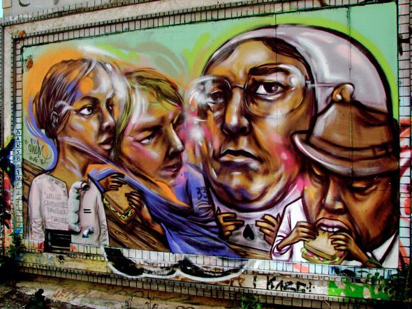 Elicser Graffiti Toronto