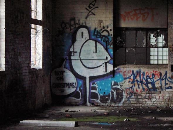 LISTEN Graffiti