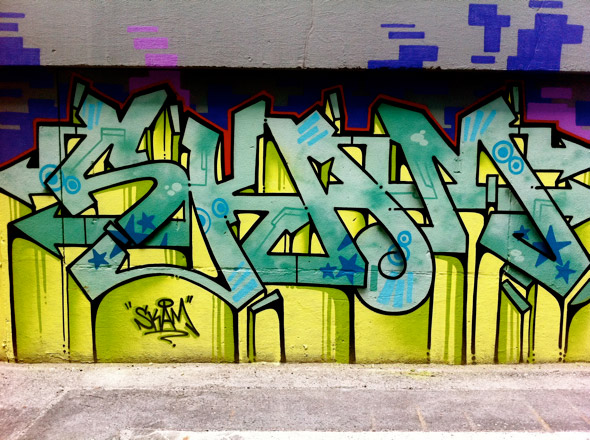 10 toronto graffiti writers worth knowing about for Rent boy new york
