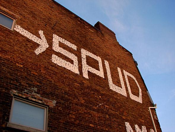 SPUD Graffiti