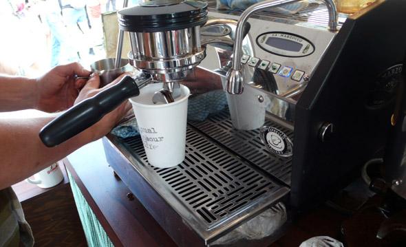 Manual Labour Coffee