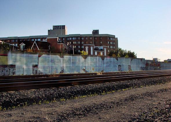 Reclamation Project Graffiti Toronto