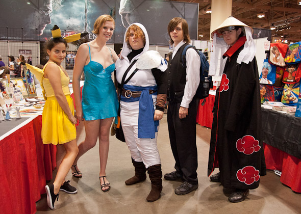 Fan expo toronto speed dating — pic 5