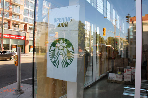 ossington starbucks