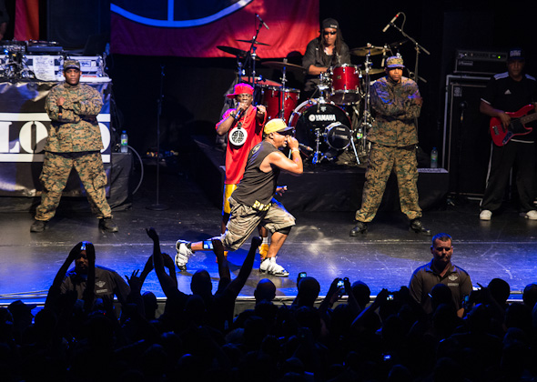 Public Enemy Live Toronto
