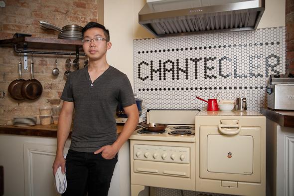 Jonathan Poon Chantecler