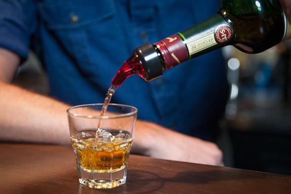 Neil Ranking Handlebar Bartender