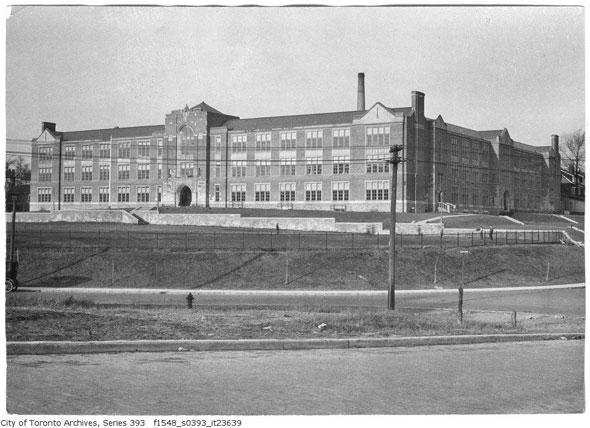 toronto vintage school