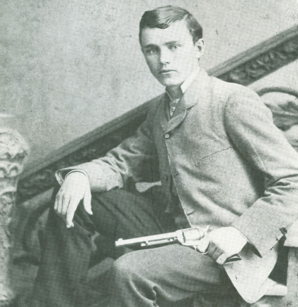 robert ford outlaw jesse james