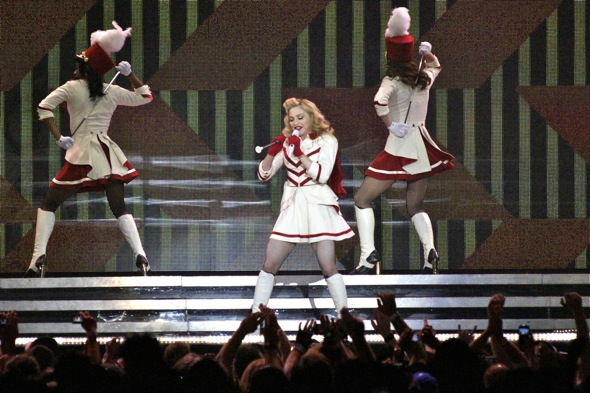 Madonna Toronto